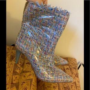 Jeffrey Campbell fashion boots